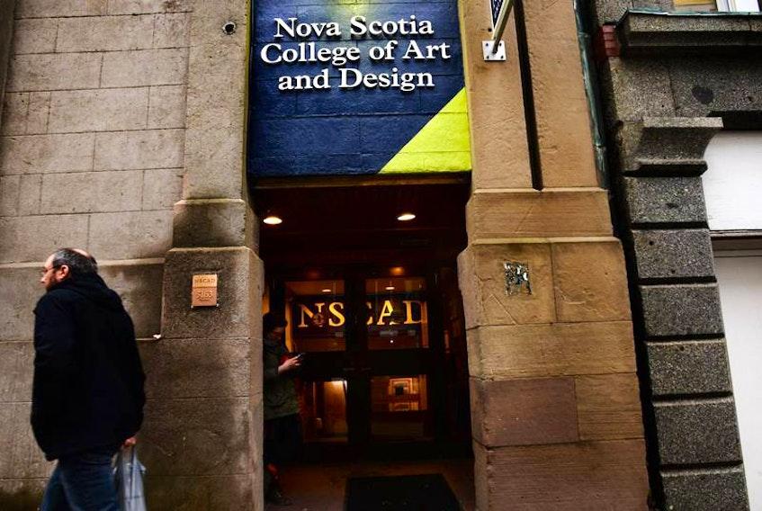 Nova Scotia College of Art and Design in Halifax.