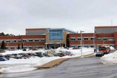 Valley Regional Hospital in Kentville. - Ian Fairclough
