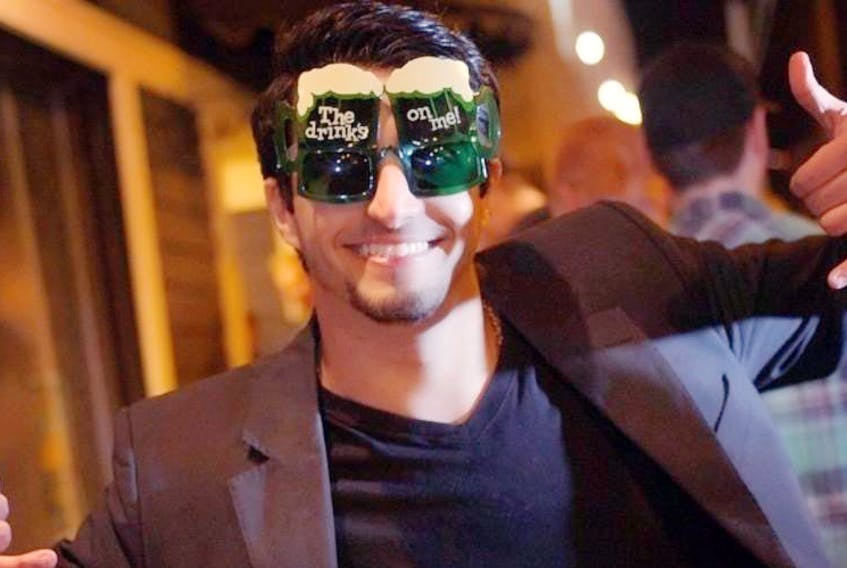 Mohammed Zuraibi Alzoabi graduated from Cape Breton University and fled to Saudi Arabia before he could be tried on charges including sexual assault and forcible confinement. - Facebook