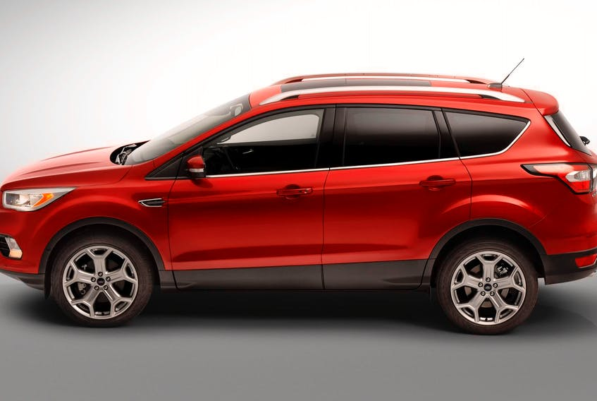 The 2020 Ford Escape will be more innovative, more connected, safer and more efficient. - Ford