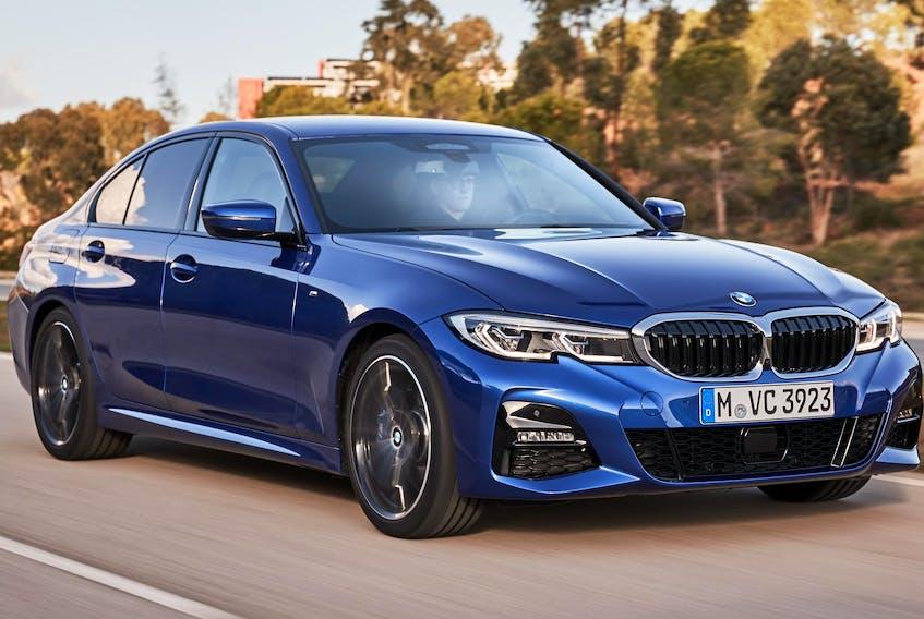 2019 BMW 3 Series - Fabian Kirchbauer