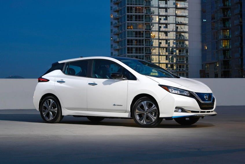 The new 2019 Nissan LEAF PLUS has a 62 kWh battery pack and an EPA-estimated range of up to 226 miles. Sales in the U.S. are expected to begin in spring 2019. - Nissan