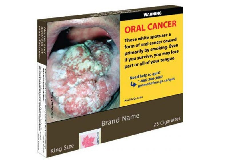 New packaging is coming to Canadian cigarette retailers.