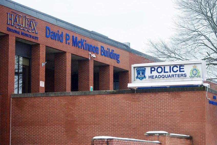 Halifax Regional Police headquarters.