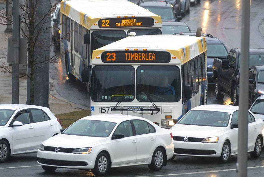 Last year the Human Rights Commision ruled that HRM had discriminated against a Halifax Transit mechanic because of his race and colour. - File
