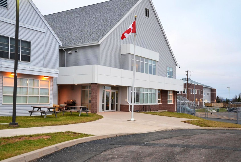 The Nova Institution for Women in Truro. -- Francis Campbell / File