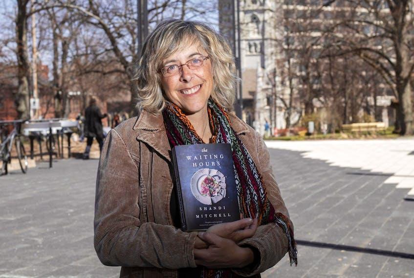 Author Shandi Mitchell