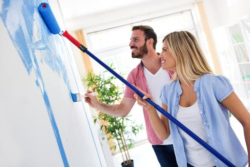 Budgets are also going up, with homeowners planning to spend on average $9,000 in home improvement projects this year, which marks the highest tab tallied since the survey started in 2014. -Getty Images/iStockphoto