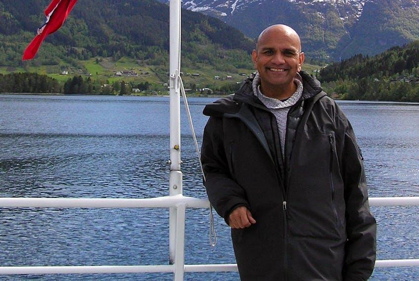 Acadia University professor Rick Mehta. - Contributed