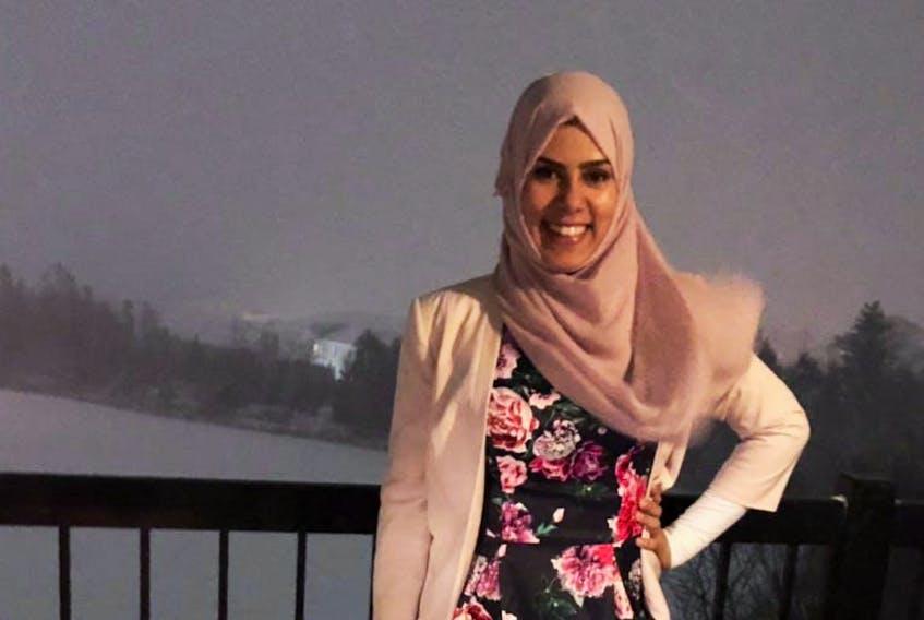 Haneen Al-Noman and her friends helped dozens of kids celebrate Eid al-Fitr.