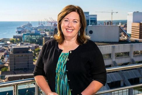 Robyn Webb is Director, Labour Market Development, for Halifax Partnership. - Dean Casavechia