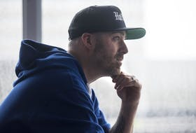 Enfield rapper Classified sits down for a recent interview with the Chronicle Herald. Ryan Taplin