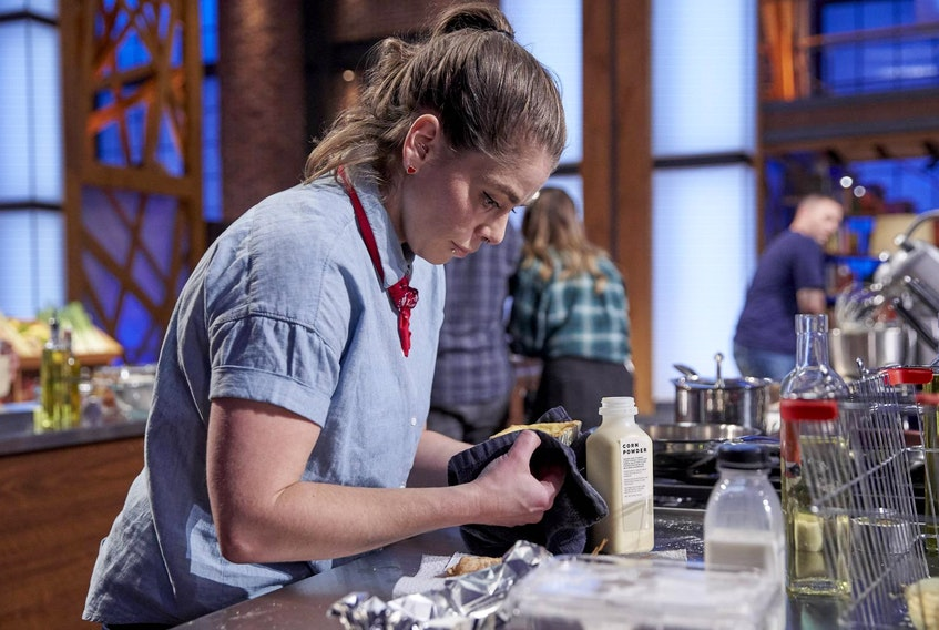 After 12 nail-biting (and finger-licking) episodes, Kingston, N.S.-raised cook Jennifer Crawford is the grand prize winner for season six of CTV's MasterChef Canada. - CTV