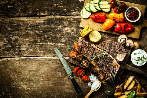 Incorporate fresh vegetables the next time you plan a barbecue.