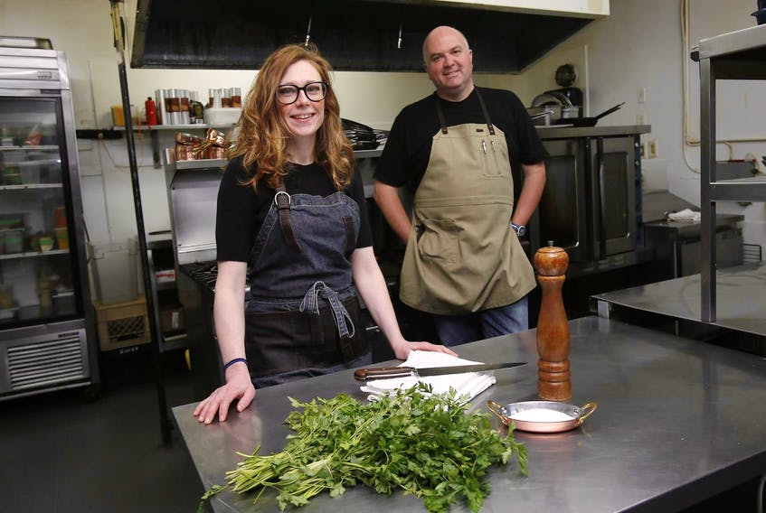 Chef Stephanie Ogilvie will be taking over the day-to-day running of the Chives kitchen beginning on July 9, while chef Craig Flinn will be working on other projects with the company.
