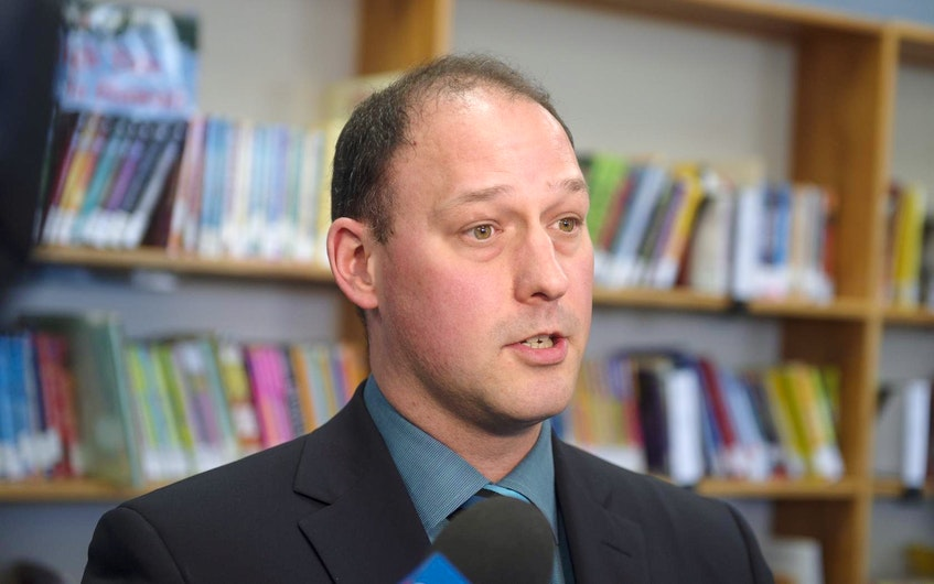 Dartmouth East MLA Tim Halman wants to know why a majority of government departments and public service units in the province have yet to complete fraud-risk assessments as recommended by the auditor general. - Ryan Taplin