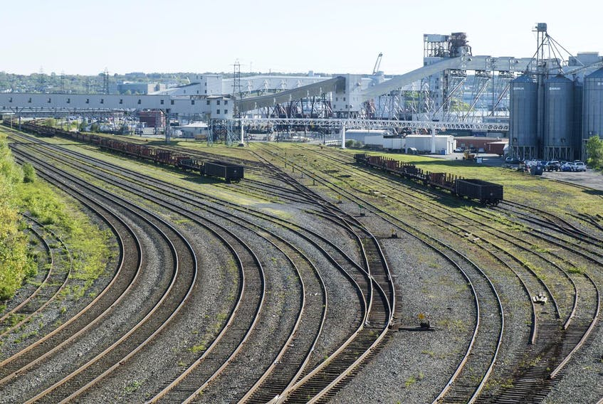 Halifax had been trying to put a viable commuter rail system in place but was unable to reach an agreement with CN, which owns the existing rail line used for freight out of the Port of Halifax as well as Via passenger service. - Ryan Taplin