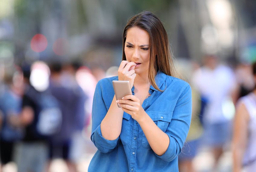 cellphones are modifying our behaviours and our brains, triggering addictive kinds of endocrine jolts that are almost impossible to resist. - 123RF