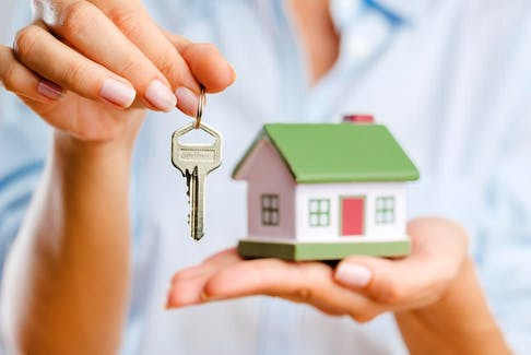 As a final step in the home-buying process, your lawyer will release to you the keys to your new home.
