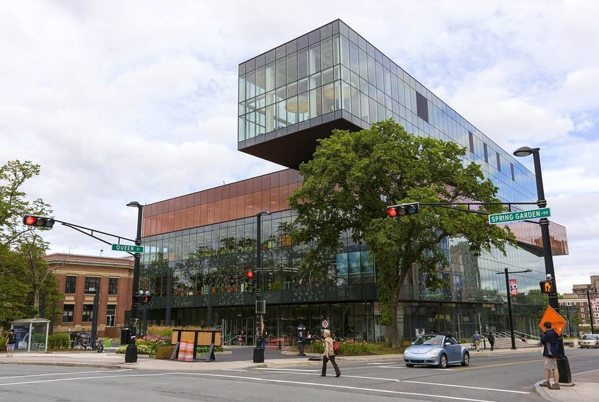 After more than four years, Alex Khasnabish's Radical Imagination Film and Discussion Series will no longer be held at the Halifax Central Library. Khasnabish lost his program partnership with Halifax Public Libraries because he refuses to let a police officer speak at his fall program about racial profiling and police violence. FILE