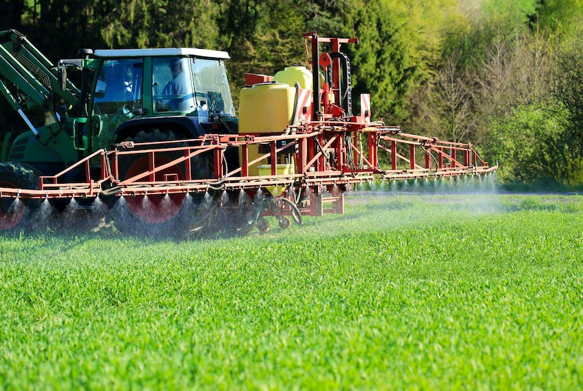 Two Canadian farmers have filed a class-action suit in Nova Scotia Supreme Court against Monsanto and Bayer over the use of Roundup. - 123RF