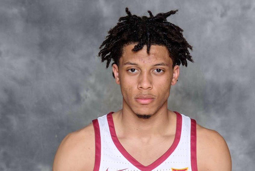 Lindell Wigginton of Dartmouth signed with the Raptors for Summer League play last week after not being selected in the NBA Draft on June 20. - Iowa State University