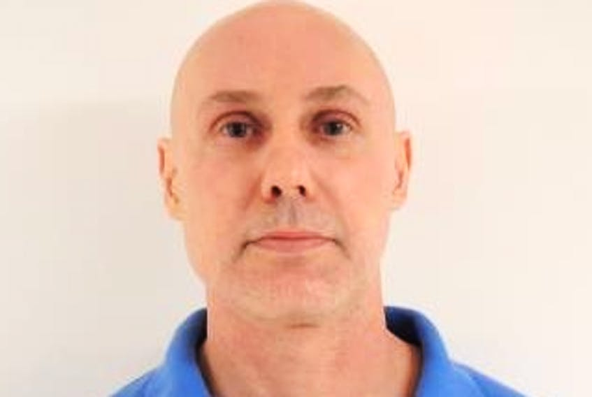 Halifax police say they were told Friday morning that Scott David Desrosiers, 52, had failed to return to the Jamieson Community Correction Centre on Morris Drive in Dartmouth on Thursday evening. - Halifax police handout