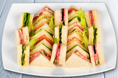 We all have our favourite little sandwiches. - 123RF