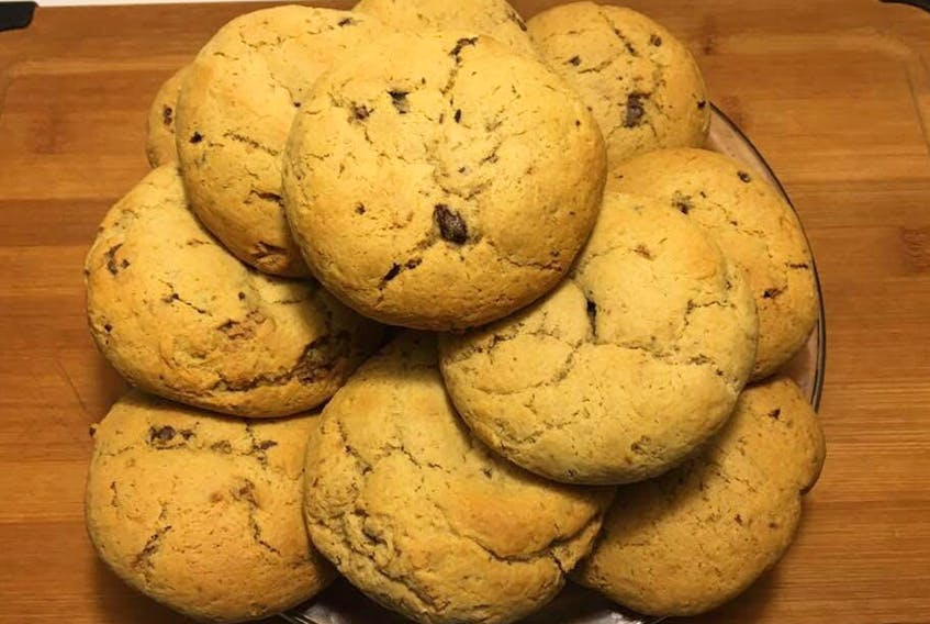 Terry Bursey, the Food Dude, shares his Twice-Baked Recycled Cookies recipe.