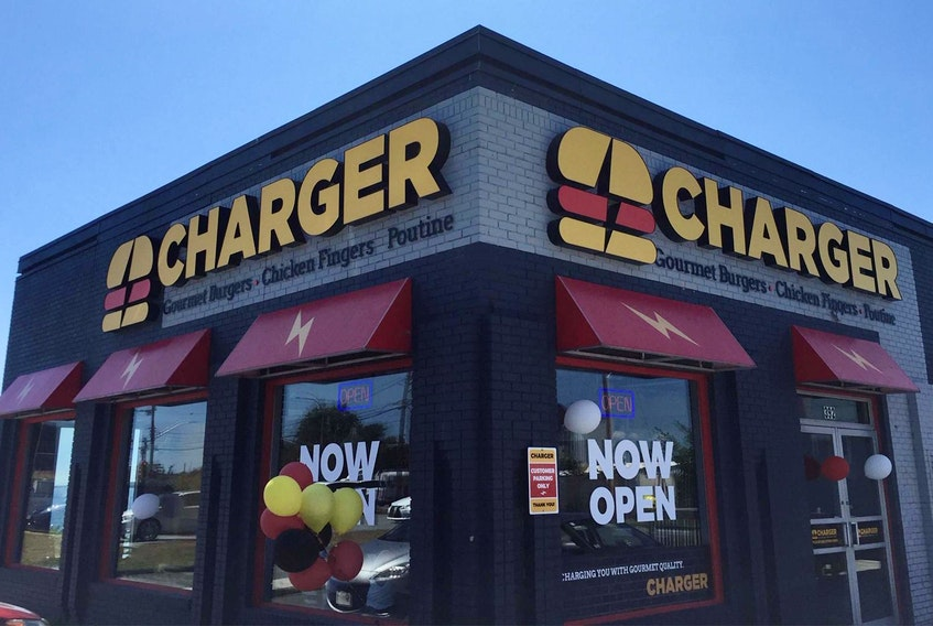 Charger Burger is a new gourmet burger outlet in the Woodside area of Dartmouth. - Tim Krochak