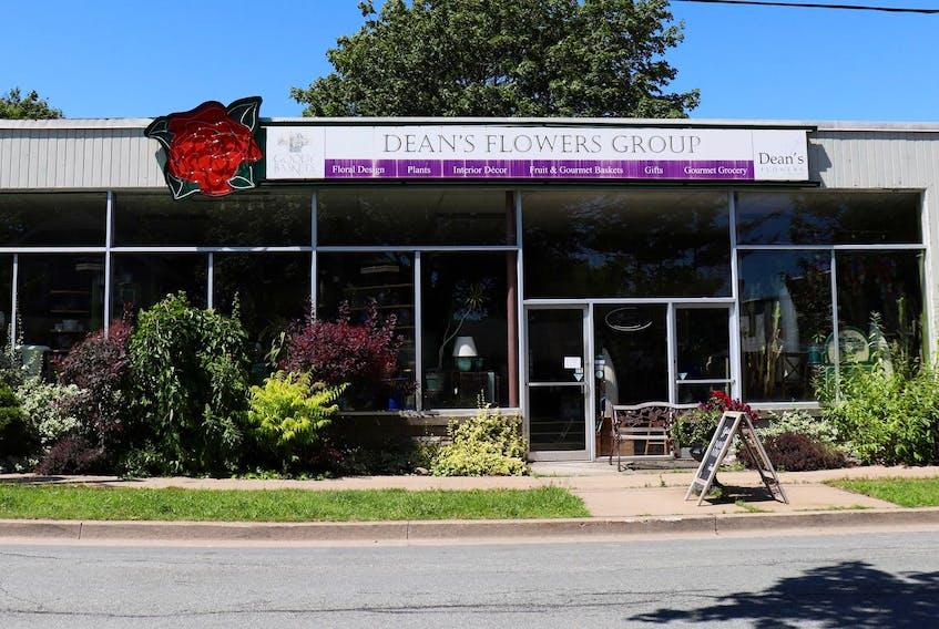 Dean's Flowers in north-end Halifax has closed. - Maria Weigl