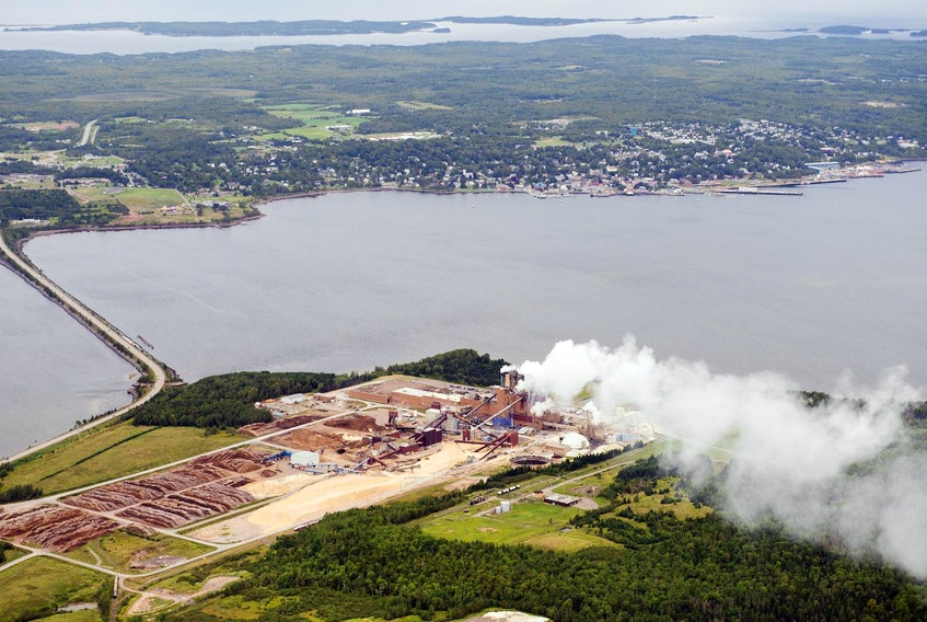 Premier Stephen McNeil won't fast-track approvals for Northern Pulp's waste treatment revamp despite worries about job losses if the plant closes. - File