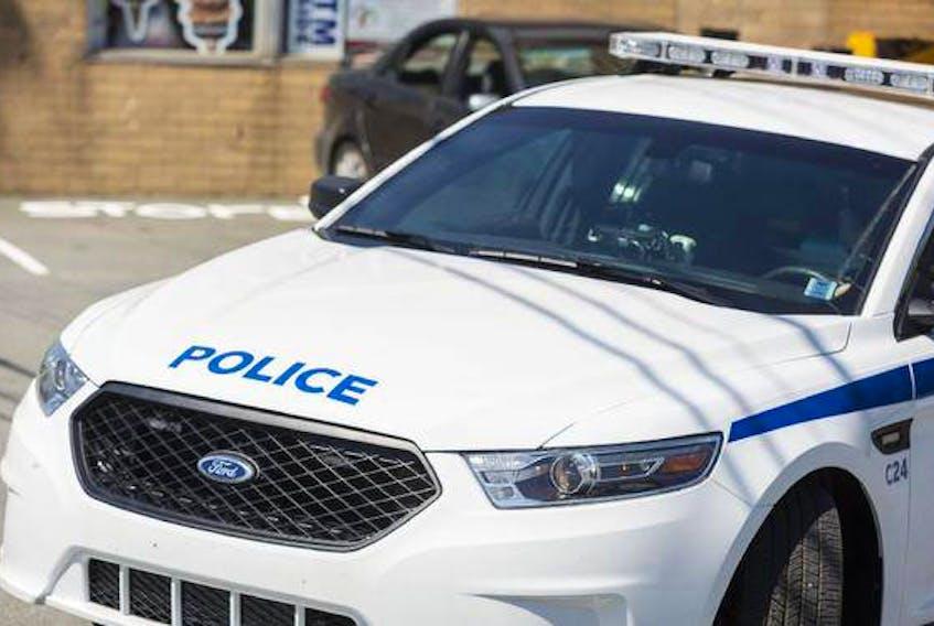 Halifax Regional Police. FILE