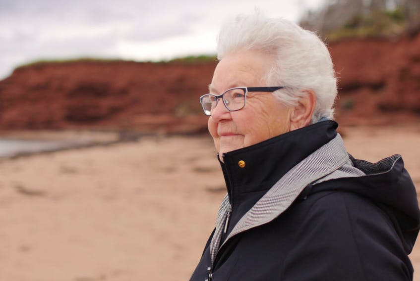 81-year-old PhD recipient Olive Bryanston is profiled in the new documentary Never Too Old, airing Thursday night on CBC-TV at 9 p.m. - CBC/DREAM STREET PICTURES