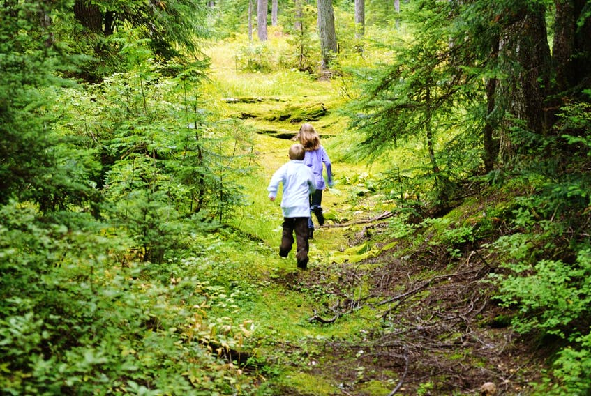 The Nature Conservancy of Canada is urging people to spend more time outdoors.