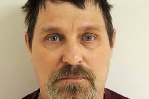 Jamie Alan Goreham, 46, was released from Dorchester Penitentiary after completing a sentence for sexual assaults and other offences and is now living in the Halifax area, police say. - Halifax police handout