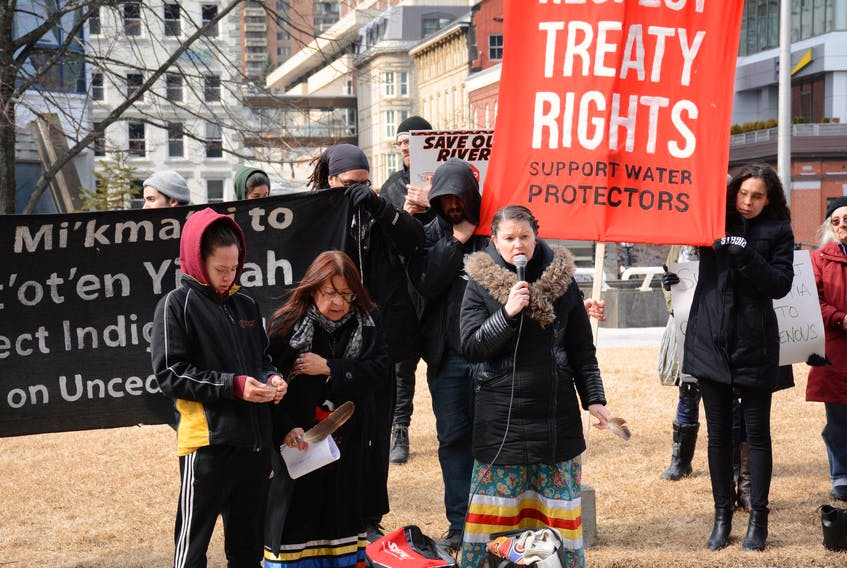The Sipekne'katik Band's appeal of an Alton Gas project approval has moved through the court system for nearly three years. - File