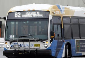 The Halifax Transit bus fare increases take effect Monday. ERIC WYNNE/Chronicle Herald