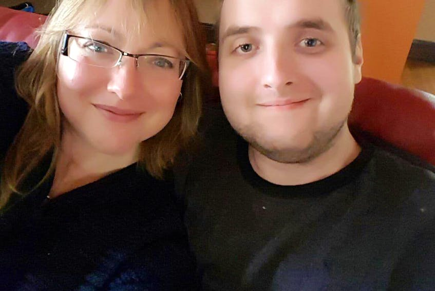 Christe Brander believes not being able to get in to see a doctor in a timely fashion led to a seizure and brain tumour diagnosis for her 22-year-old son Jeffrey. SUBMITTED PHOTO