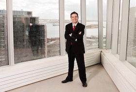 Gavin MacDonald, new Chair of Halifax Chamber of Commerce
