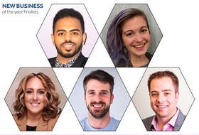 New Business of the year finalists 2021