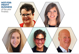 Not-for-Profit Business of the year finalists 2021