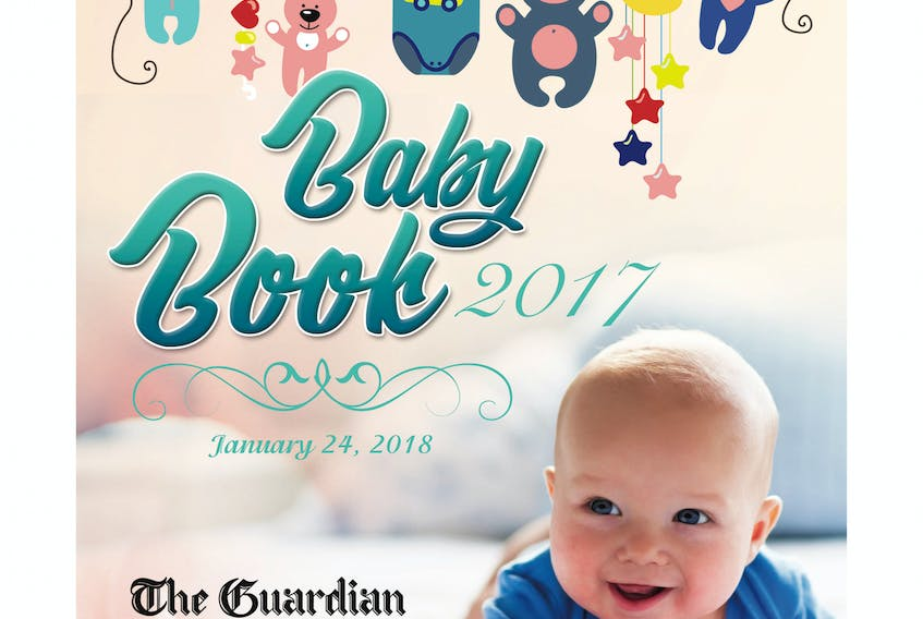 Baby Book 2018.