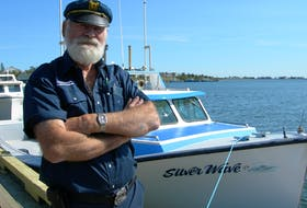 P.E.I. is mourning the loss of the 'Bearded Skipper' Norman Peters.