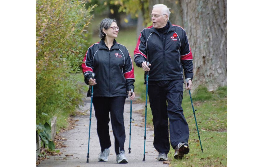 Esther and Bill VanGorder are shown in this file photo. Seniors are among the most engaged politically, and CARP NS, of which Bill VanGorder is the past chair and senior spokesperson, has already surveyed its members on their priorities for the Nova Scotia election.  - Mark Goudge/File