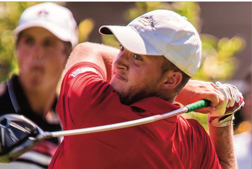 Gander's Blair Bursey has conditional status on Mackenzie Tour-PGA Tour Canada, meaning he needs to go through the qualifying portion of events he wishes to play.