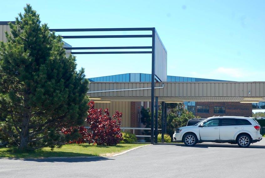 The College of the North Atlantic Bonavista campus.