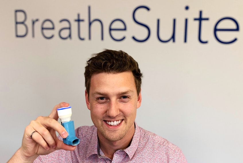 BreatheSuite CEO Brett Vokey, says the funding round allows the company to build its team, pursue several pilot studies with big-name clinical partners and start getting as many asthma patients using the BreatheSuite platform as possible.