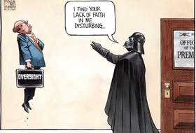 Bruce MacKinnon cartoon for June 20, 2020.