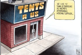 Bruce MacKinnon's editorial cartoon for Nov. 7, 2020.